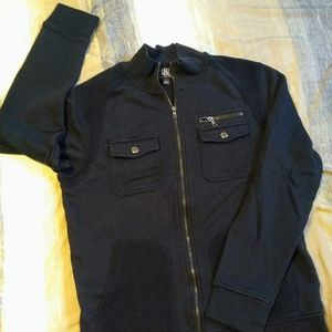 Rock & Republic Zip Up Jacket Size L